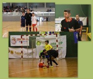 Arbitro FS COPA CAMPEONES BASE